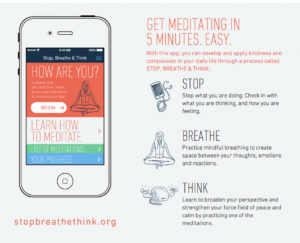 Stress awareness app