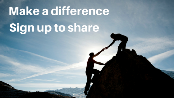 Make a difference - share health experiences