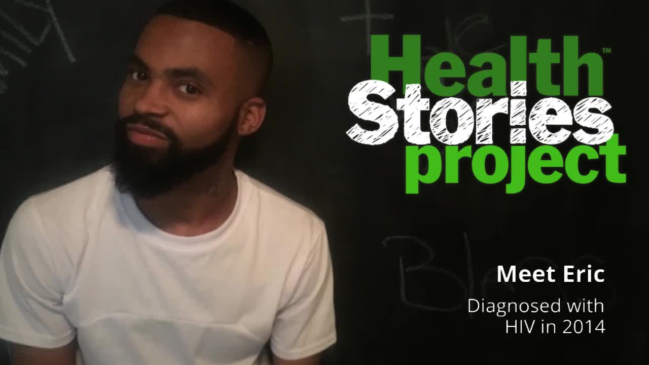 "Living with HIV: ""A Positive Diagnosis Can Lead to Positive Living"""