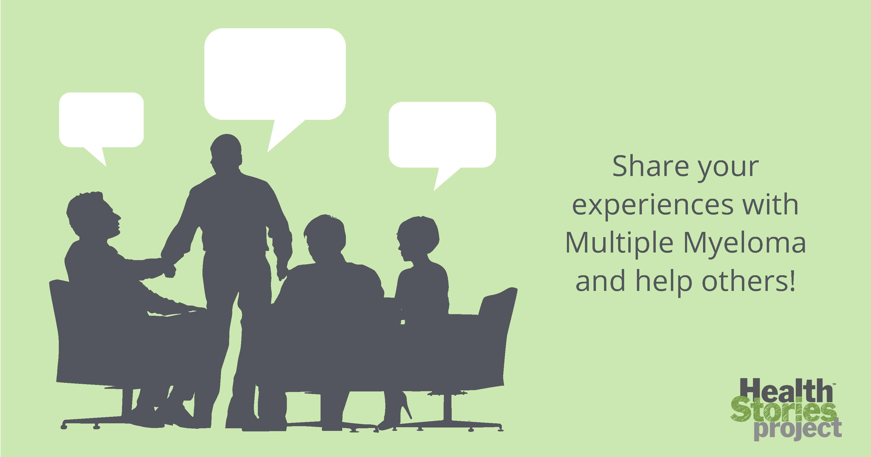 Seeking Multiple Myeloma Support